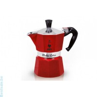 Espressor Bialetti MOKA RED EMOTION 3 cesti